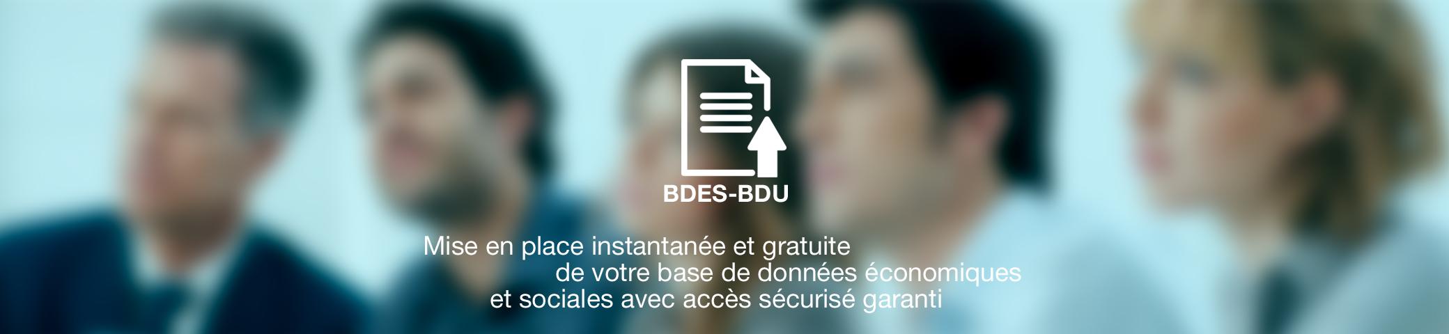 Base de données économiques et sociales instantanée, gratuite et sécurisée